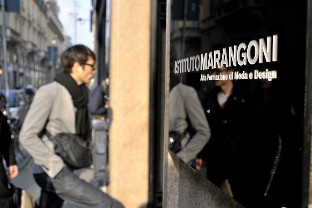 Istituto Marangoni Studije U Italiji Moda Di Moda Design