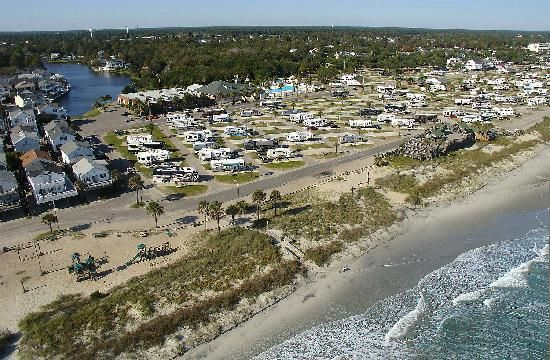 Ocean Lakes Family Campground Myrtle Beach Sc Myrtle Beach Camping Pinterest Myrtle