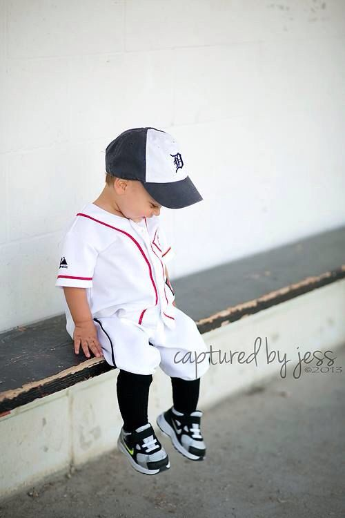 Handmade Baseball Pants For Babies Toddlers By