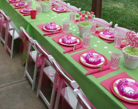 Baby shower: ideas para la decoración de las mesas | Fiesta101