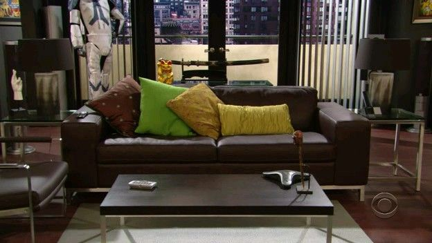 Barney S Apartment How I Met Your Mother Hollywood Homes