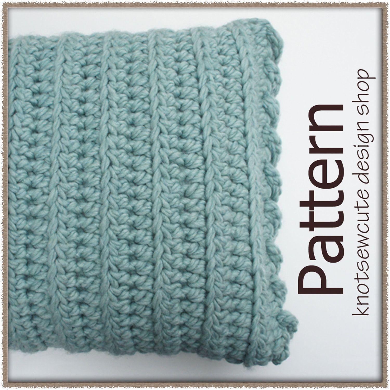 cushions crochet - Buscar con Google | Crochet | Pinterest ...