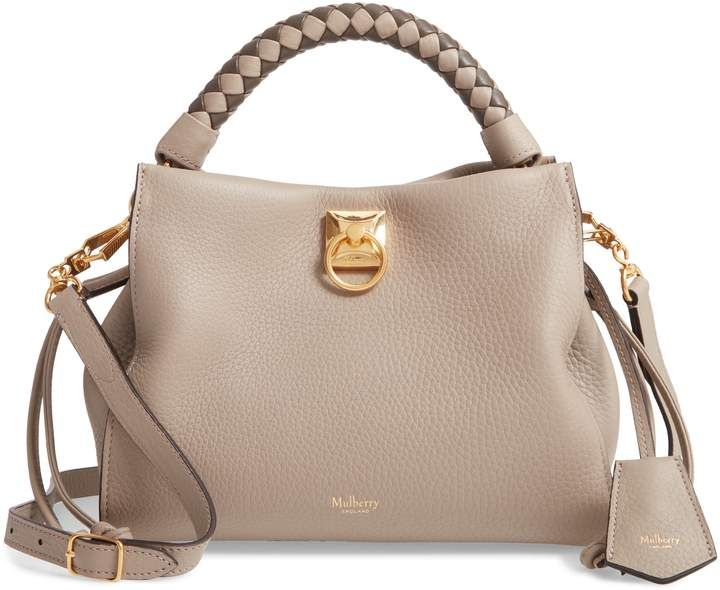 Mulberry Small Iris Leather Top Handle Bag | Nordstrom #mulberrybag