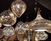 View Alsahara & Ottoman Lamps by IstanblueDesign on Etsy