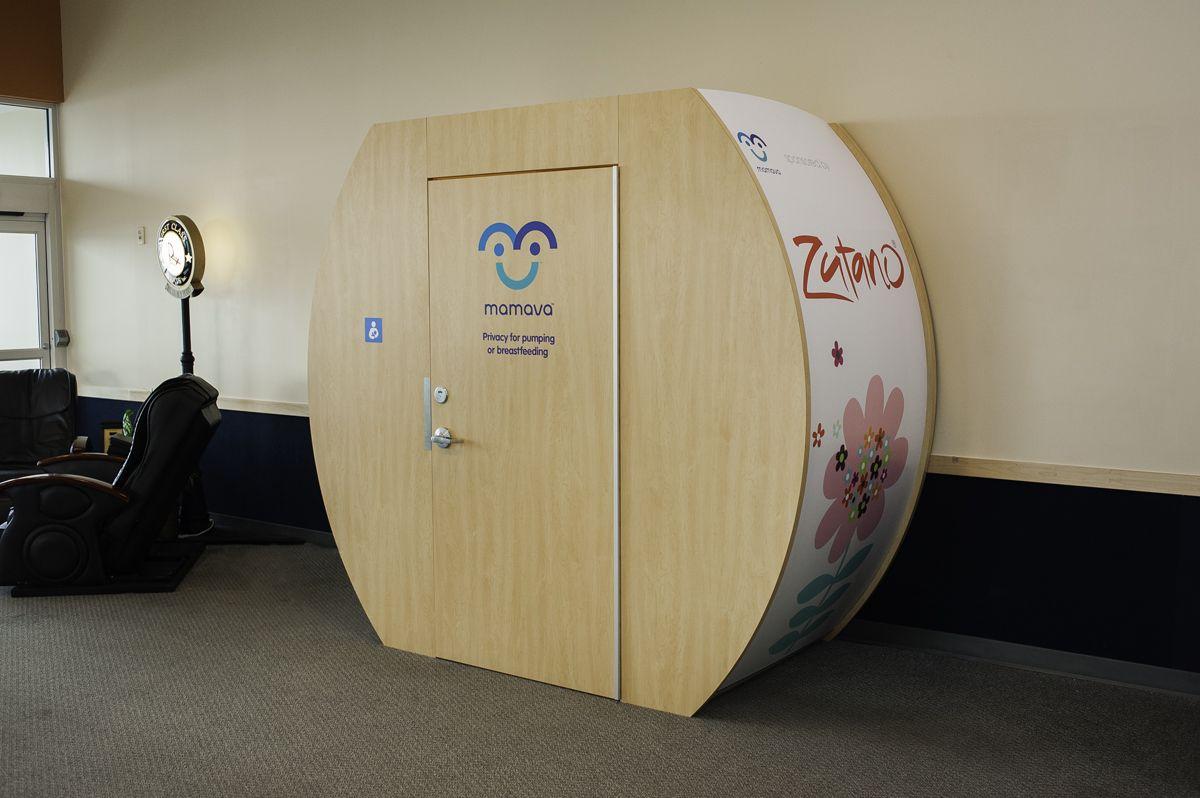 Mamava Exterior Lactation Room Lactation Room Lactation Breastfeeding