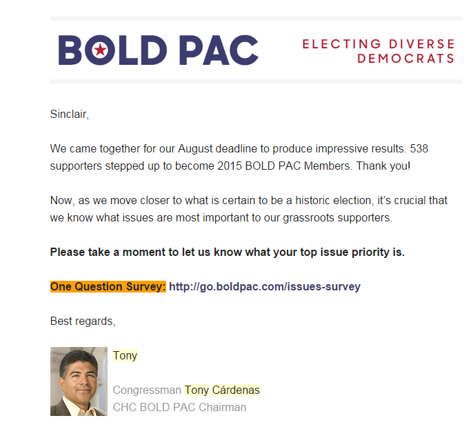It is a great honor to receive this thank you letter from Tony Cárdenas, California's 29th Congressional district. #TonyCárdenas #district #thankyouletter