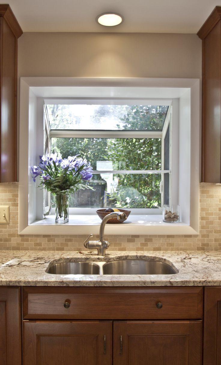 Bay window design creativity kitchen garden window