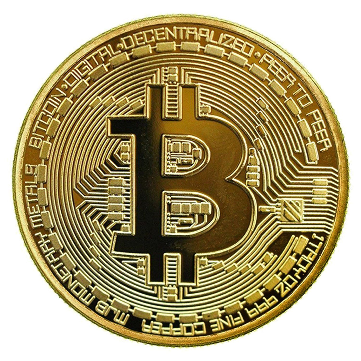 Gold Plated Bitcoin Coin Litecoin Cpu Miner Download