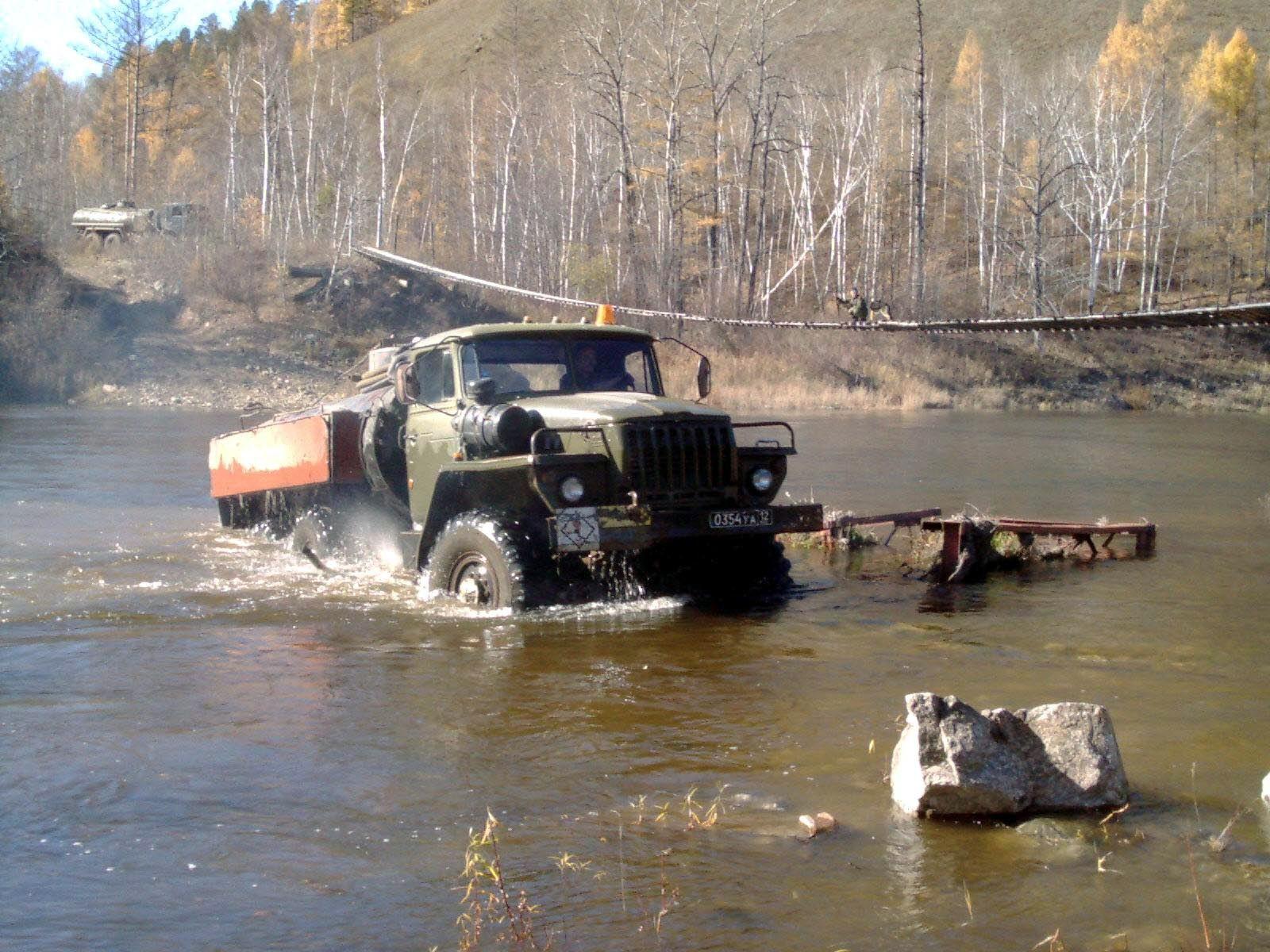 считают, машины на бездорожье грузовики мильфы постараются вас