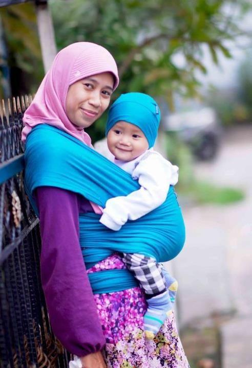 Gendongan Bayi Hanaroo Wrap