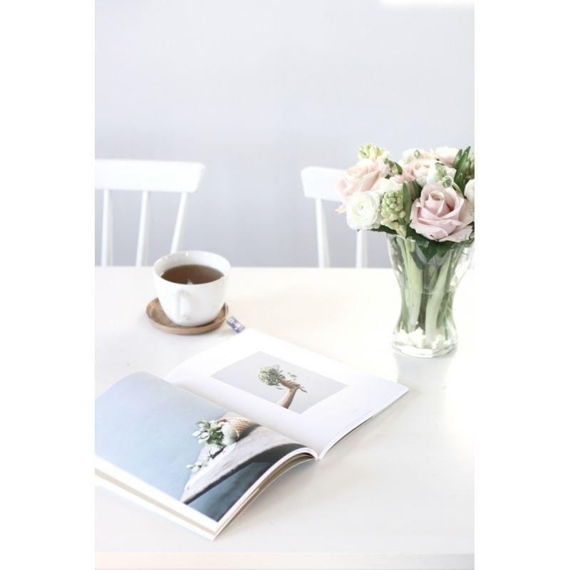 Una excelente silla de comedor de diseño atemporal http://www.decoratualma.com/es/woood/3208-silla-siebe-blanca.html WOOOD Silla Siebe blanca