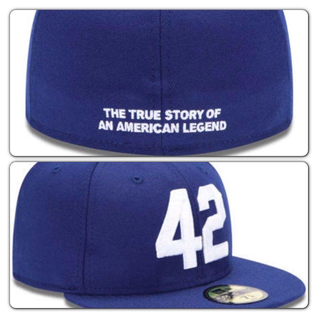 402f0352bab Jackie Robinson 42 New Era Cap