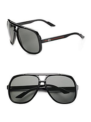 98bf43bfd21 Gucci Navigator Sunglasses