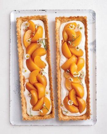 Raspberry-peach (gryffindor) pie Photo not accurate