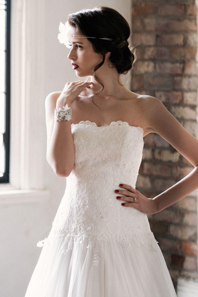 Leonora a decade of style pinterest charlotte balbier bridal