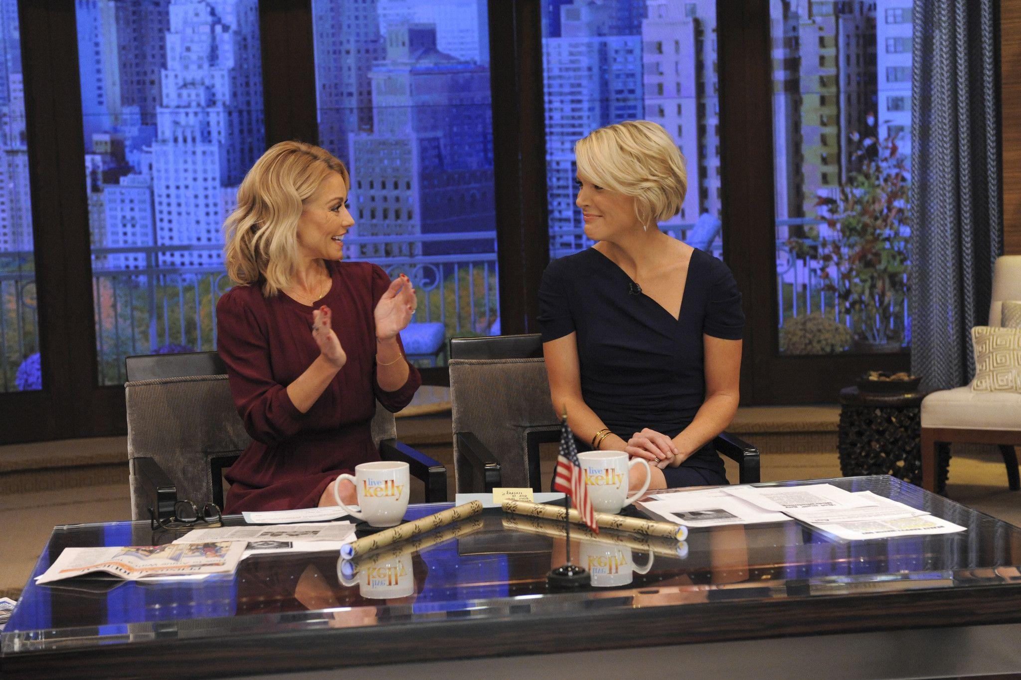 President Trump? 'It all winds up OK,' Megyn Kelly says on