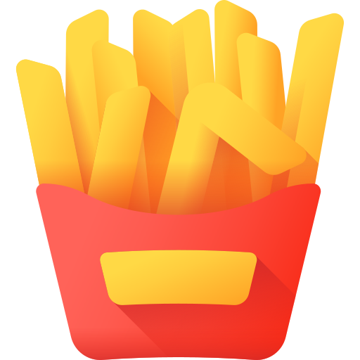 French Fries Free Vector Icons Designed By Freepik Free Icons Vector Free Vector Icon Design