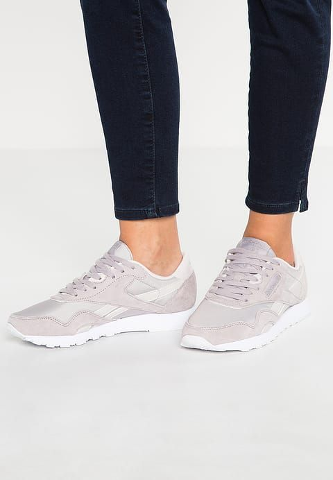 Chaussures Reebok Classic CL NYLON X FACE - Baskets basses - intuition/kindness gris: 75,00 € chez Zalando (au 19/03/17). Livraison et retours gratuits et service client gratuit au 0800 915 207.