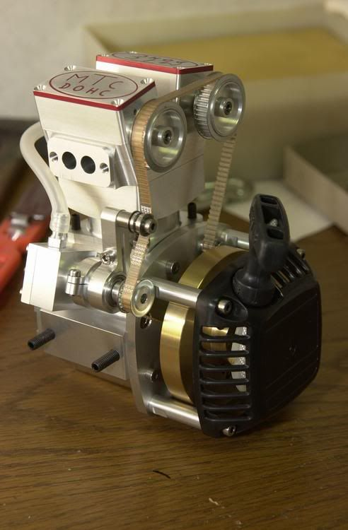 info on turbo/super charged gas rc engines ( any type