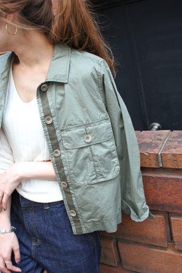 FRAMeWORK(フレームワーク) 秋に間に合う!ワークジャケットが通常販売スタート! | スタイルクルーズ