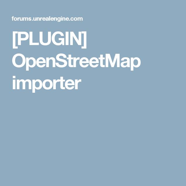 Ue4 Plugin Example