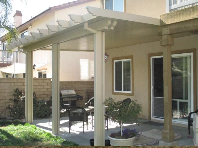 Beautiful Alumawood Patio Porches Patios Pergolas Pinterest