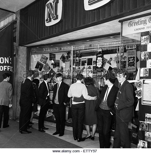Nems North End Music Stores Shop In Liverpool Owned By