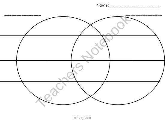 Venn Diagram With Lines From Fit For Firsties On