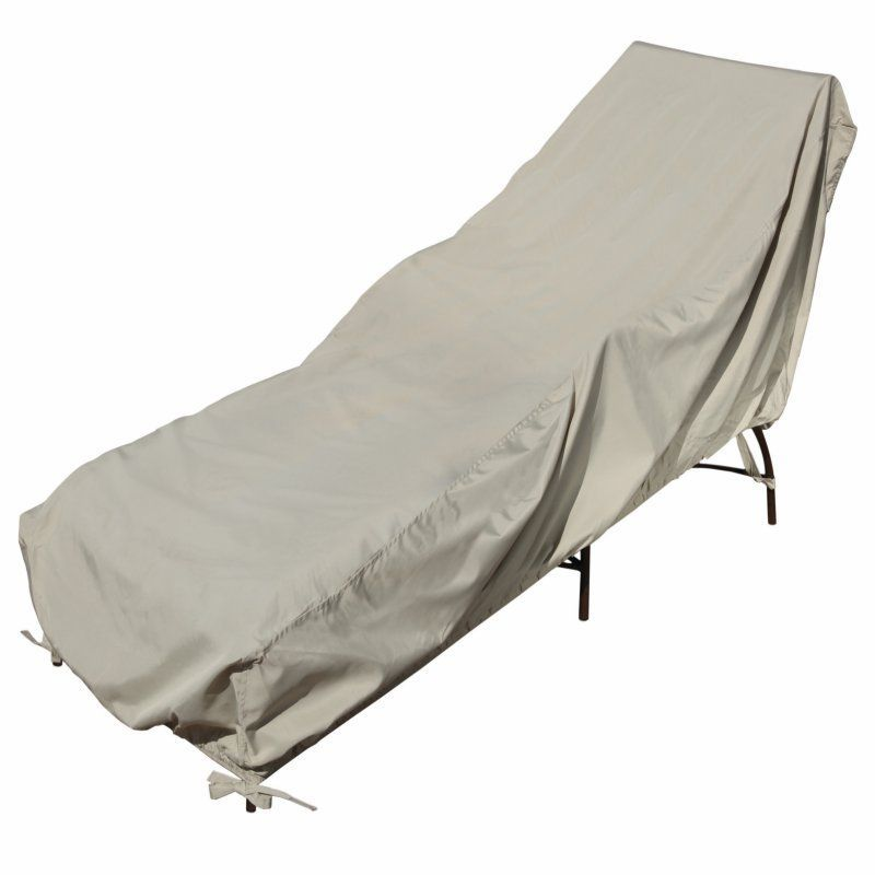 Treasure Garden Chaise Lounge Chair Cover Cp121 Products