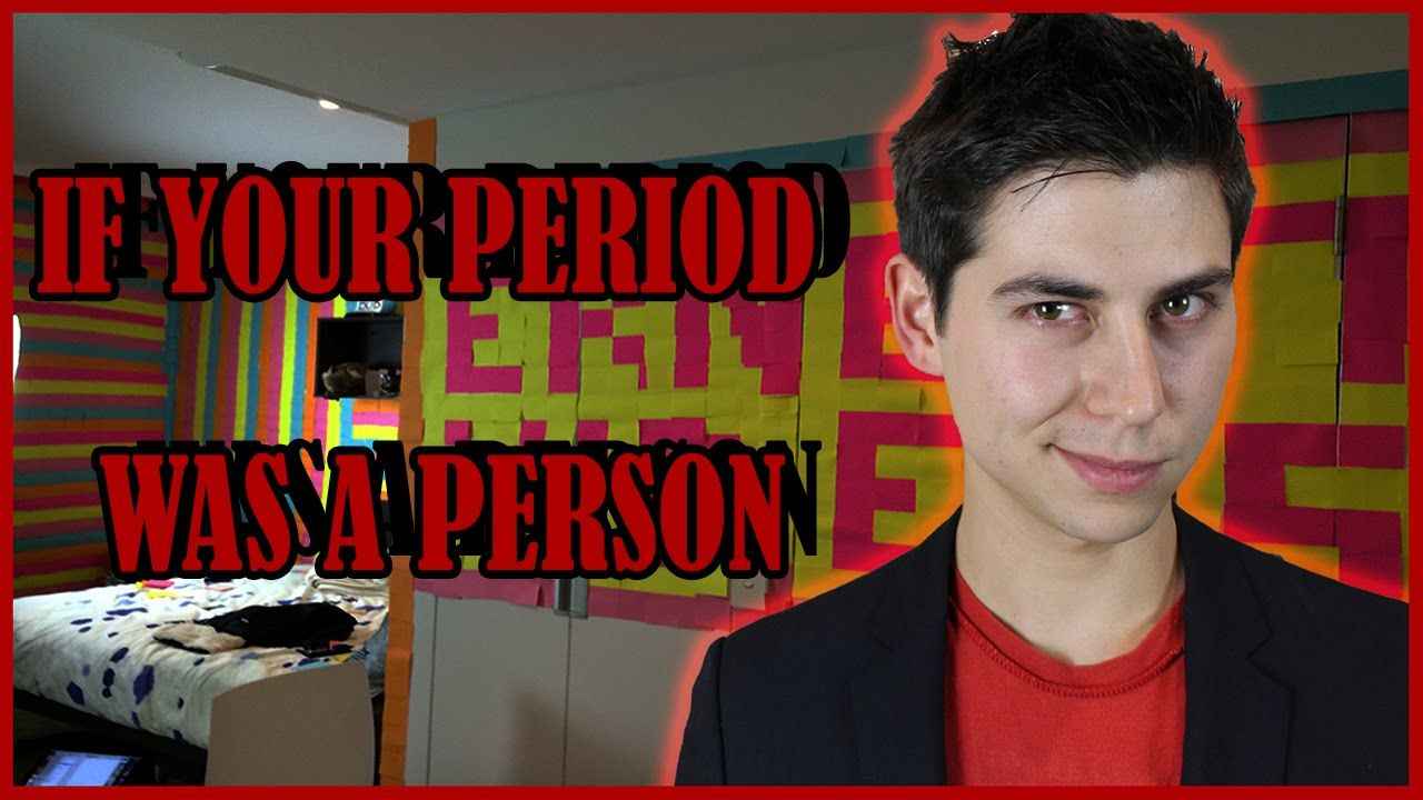 If your period was a person person period comedy