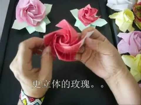 Photo of Origami Phu Trans Rose
