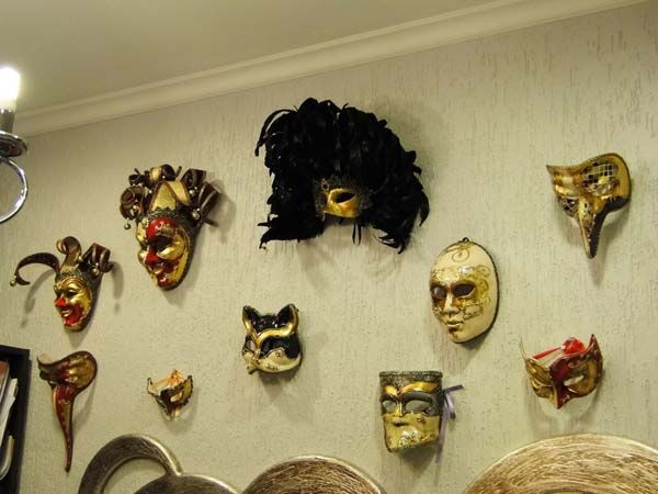 Craft Ideas and Wall Decorations, Making Masquerade Ball Masks ...