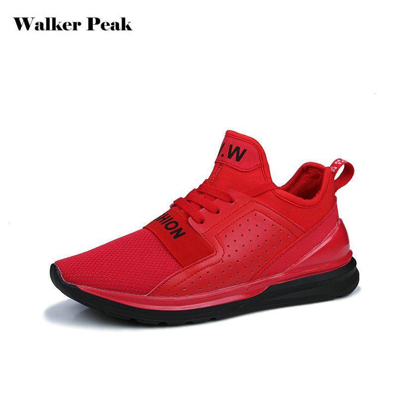 Walker Peak Running Shoes For Men Trend Run Athletic Trainers Black  Zapatillas Sports Men Shoes Women Outdoor Walking Sneakers  Affiliate 49c4ceb9a10