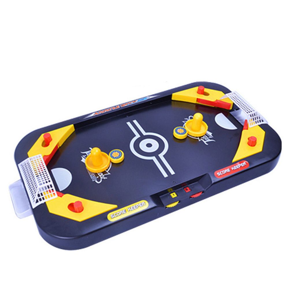 Creative 2in1 Ice Hockey Tableplay Battle Games Mini Hockey Table  Interactive Gags U0026 Practical Jokes Childrenu0027s