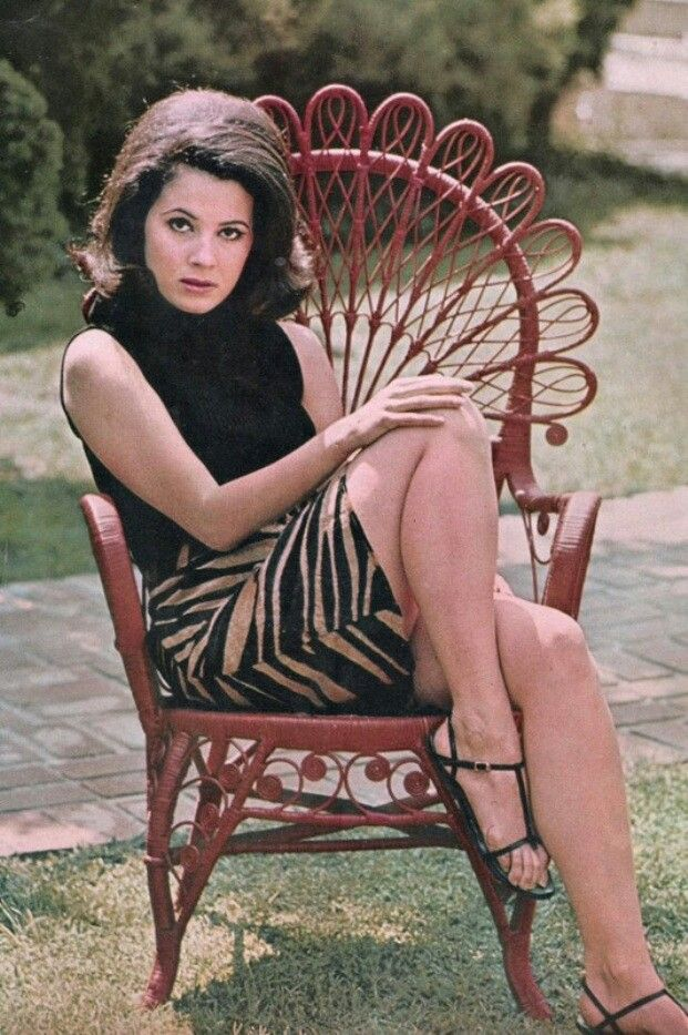 Barbara Parkins in The Valley Of The Chairs at Peyton ...