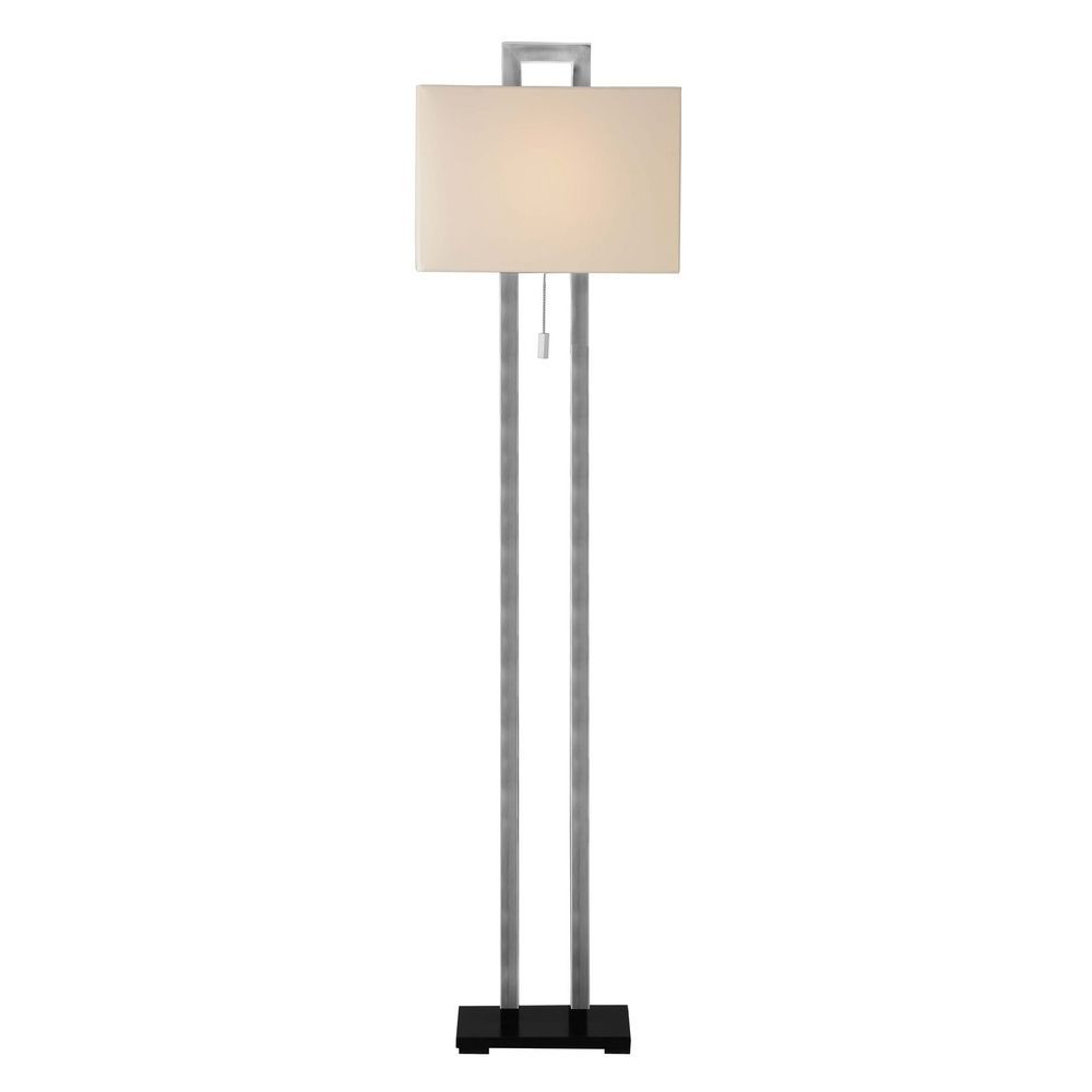 Floor Lamp with Rectangle Cutout and Square Shade at Destination ...