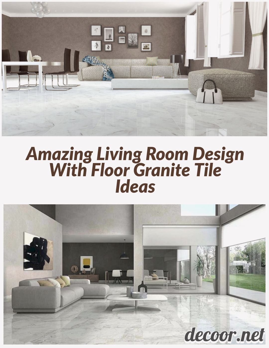 17 Floor Granite Tiles Design In 2020 Floor Design Living