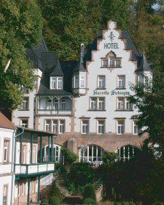 Hotel Kurvilla Sickingen in Landstuhl