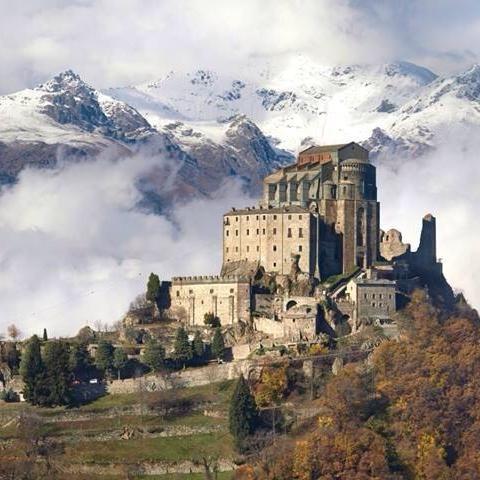 Sacra di San Michele. Torino   ITALY-Piemonte: My favourite places ...