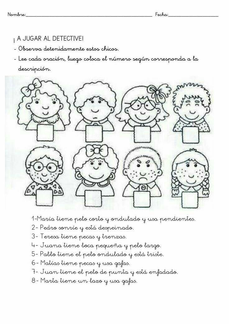 Pin von Jazmín Hernández Dottel auf Compresión Lectora | Pinterest