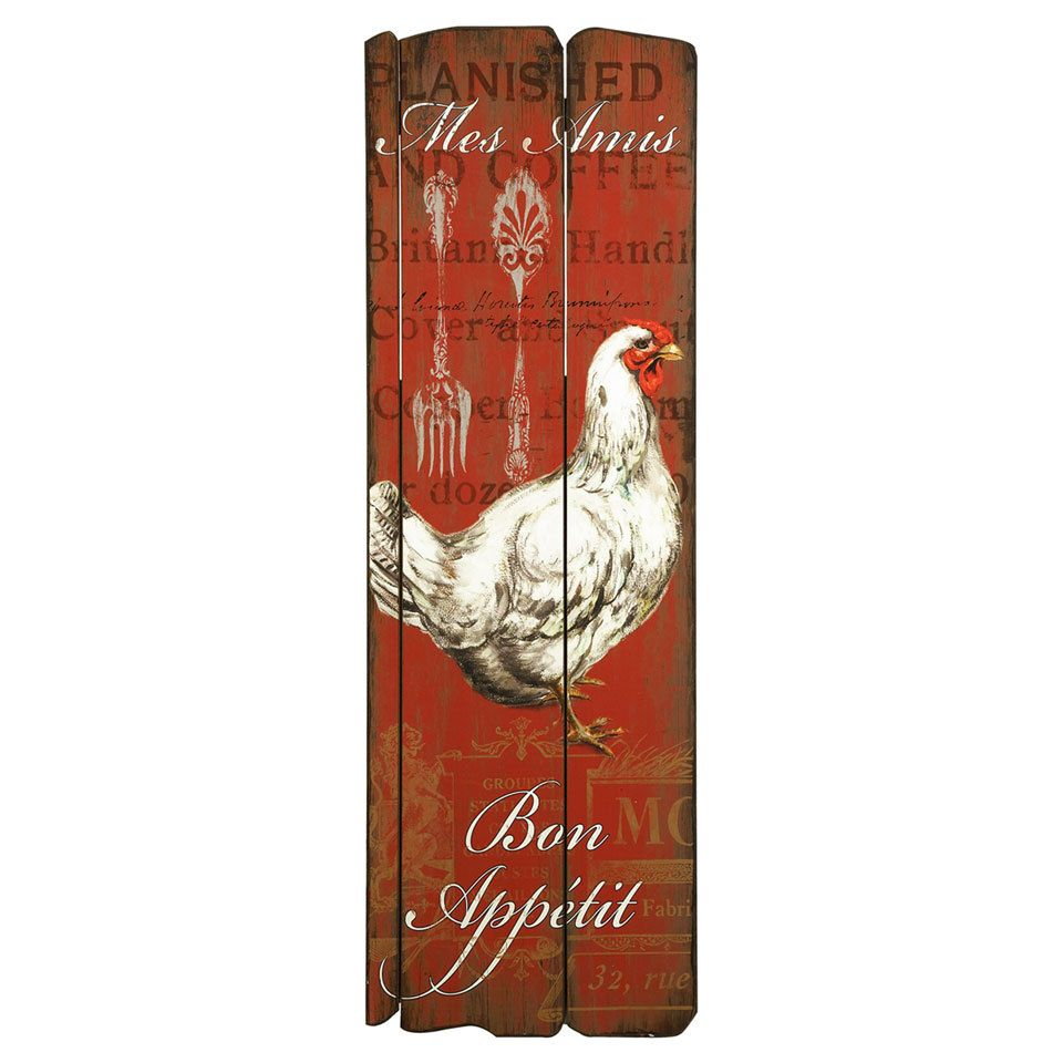 Imax Garcelle Rooster Wall Decor - Beyond the Rack | Home Decor ...