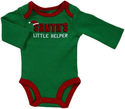 8d24b041476a This long sleeve onesie bodysuit from Carter s is TOO cute for ...