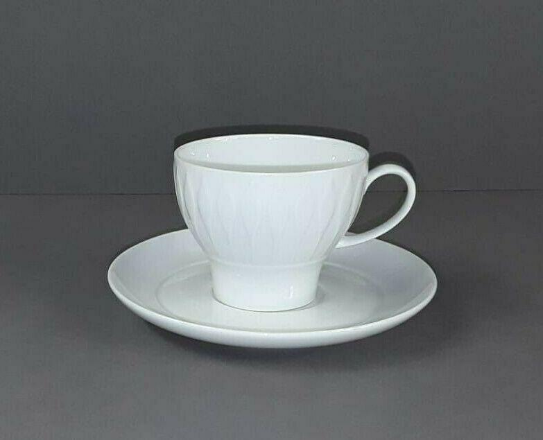 Kaffeetasse Thomas Porzellan Rosenthal Group Lanzette Tapio Wirkkala Coffee Cup