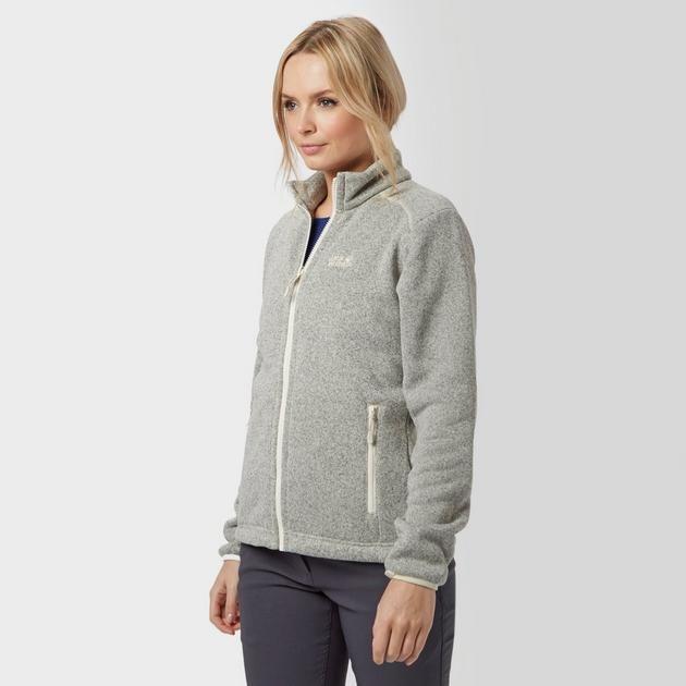 Women's Caribou Full Zip Fleece