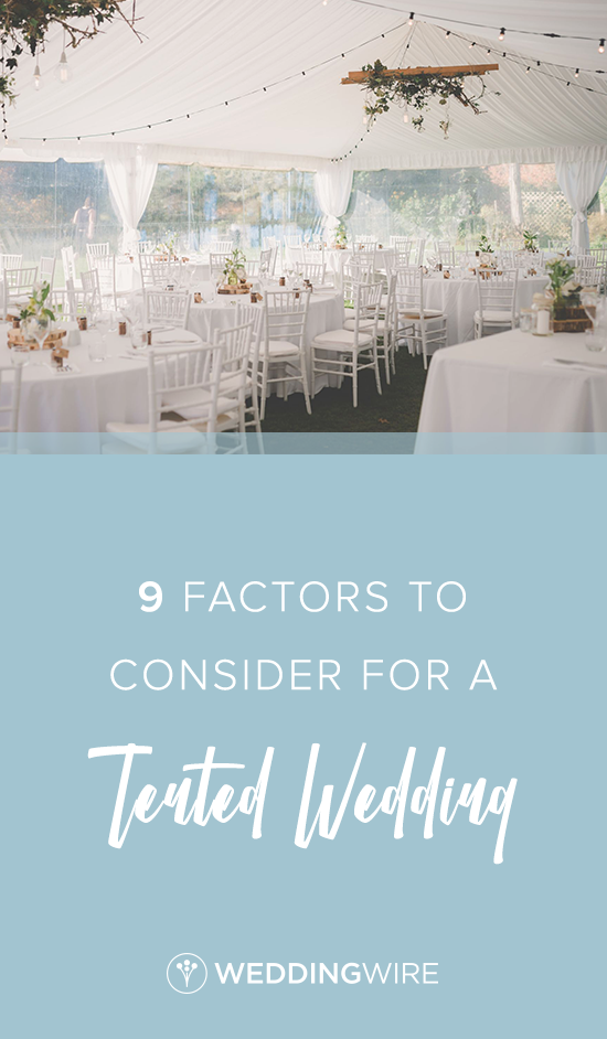 9 Factors To Consider For A Tented Wedding A Wedding Reception