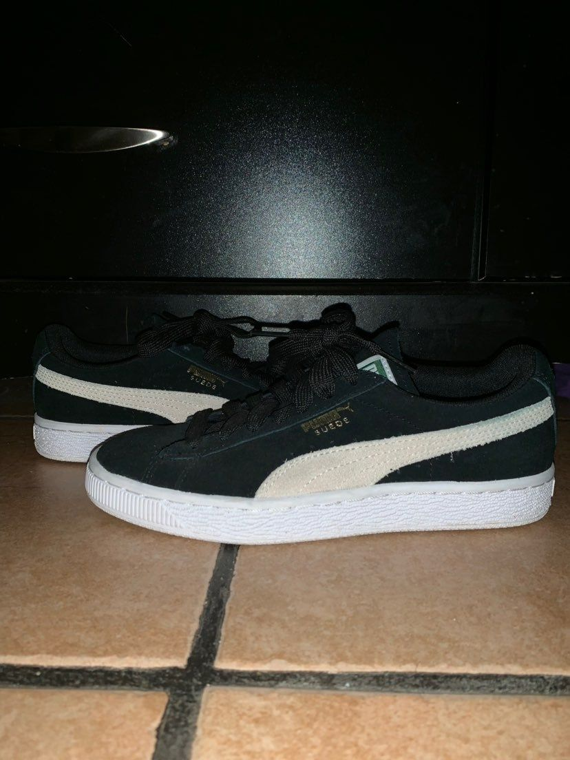 puma new shoes on sale, Puma suede trainers size 6 women's