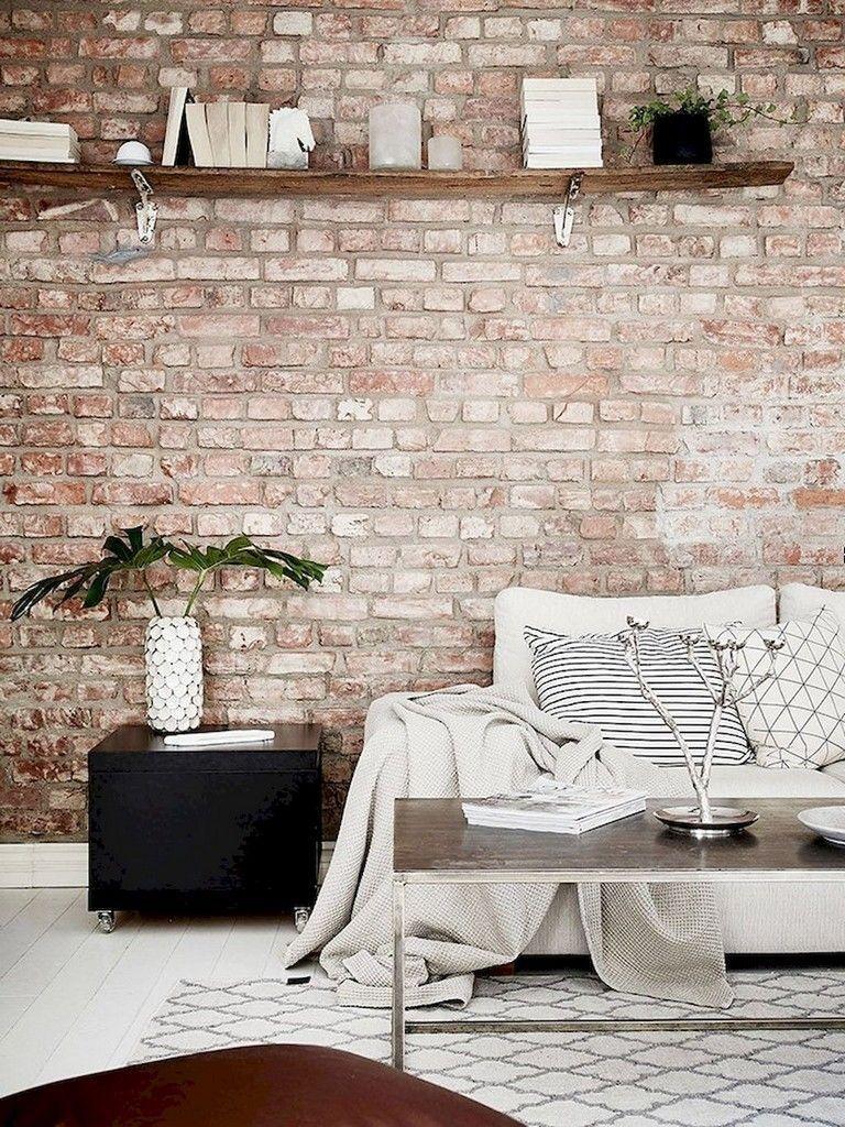30 Beautiful Chic Living Room Wall Decor Ideas In 2020 B