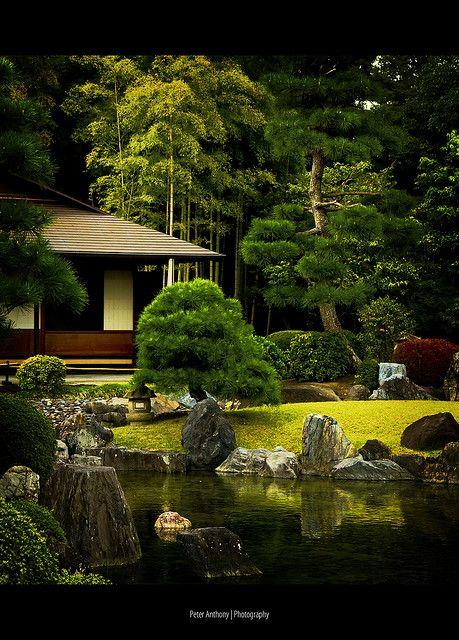 A Japanese Garden | Flickr - 相片分享!