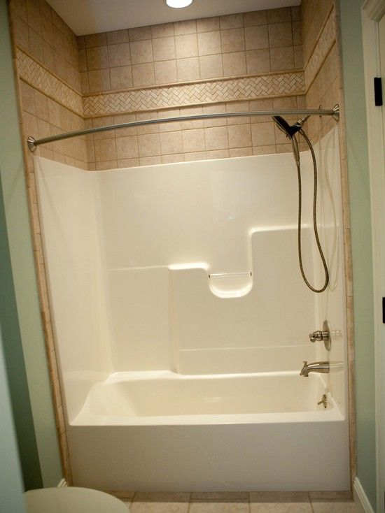 Less Expensive Shower Design Improvements Pinterest Bathroom - How much money to remodel a bathroom