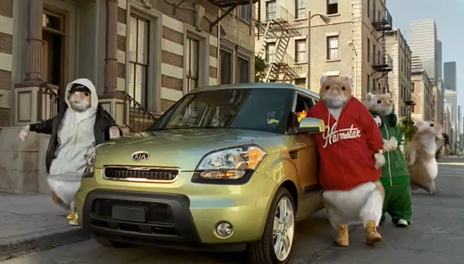 Kia Soul Commercial >> Leuke Reclamecampagne Van Kia Kijk Ook Eens De Kia Soul